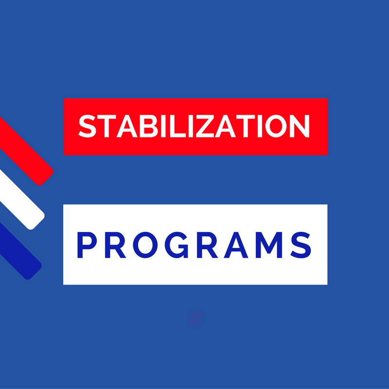 Stabilization programs for Tampa first time home buyers